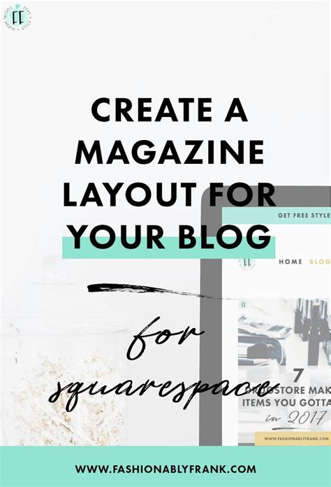 magazine layout squarespace 43 best squarespace tips images on pinterest design
