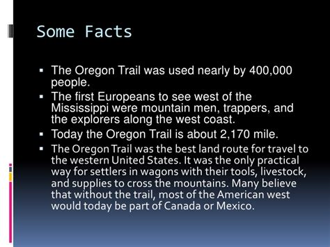 how to get rich on the oregon trail the oregon trail notes