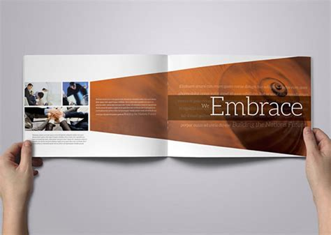 design inspiration corporate design 25 really beautiful brochure designs templates for