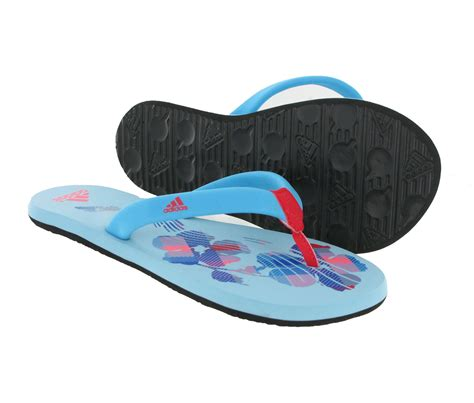 adidas comfort flip flops new womens adidas chilwa 2 light comfort flip flop beach