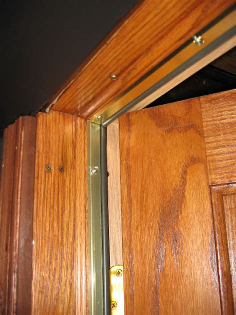 exterior door weather stripping replacement seal exterior door how to seal exterior doors referwork