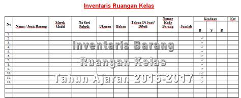 format excel inventaris barang contoh format tabel untuk pendataan inventaris barang