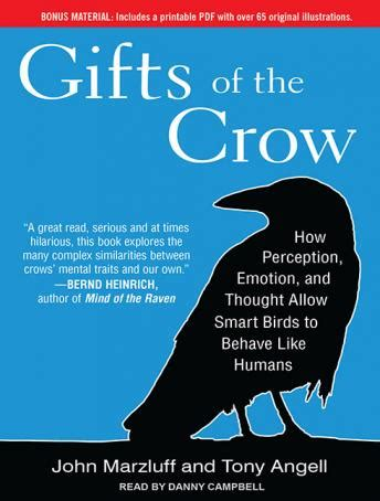 Listen To Gifts Of The Crow How Perception Emotion And