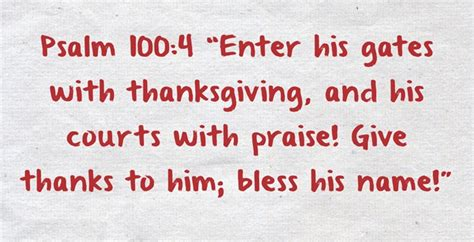 Thanksgiving Prayers In The Bible Gratitude Quotes From The Bible Quotesgram