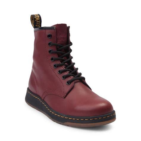 Boots Dr Martins dr martens dms lite newton boot cherry 573120