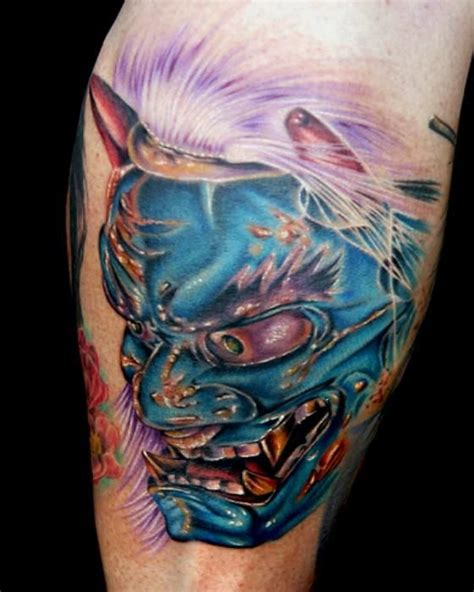 oni mask tattoo meaning japanese oni mask 2013 tattoos