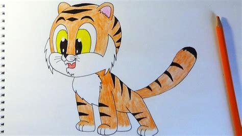 imagenes de tigres kawaii drawn tigres kawaii pencil and in color drawn tigres kawaii