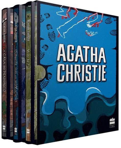 Bundel Agatha Christie 5 Agatha Christie Berkualitas harpercollins novos boxes de agatha christie livros em s 233 rie