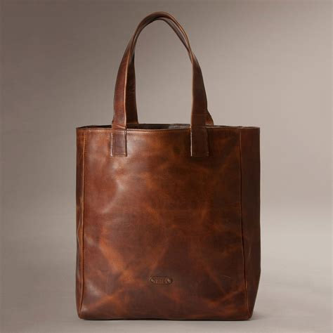 Kitchens Knives the frye company leather flag tote so that s cool