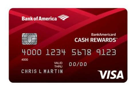 business credit card bank of america bank of america credit card options