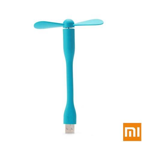 Promo Kipas Angin Mini Usb Portable Power Bank Mini Fan Original Xiaomi Usb Fan Usb Portable Mini Fan For
