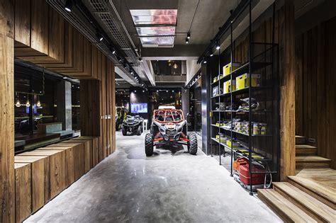 bombardier flagship store in nanjing china by ben zhe