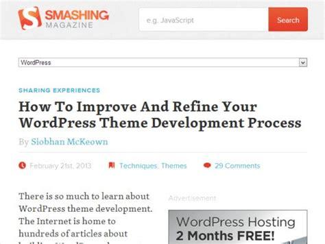 tutorial wordpress developer 5 free wordpress theme development tutorial