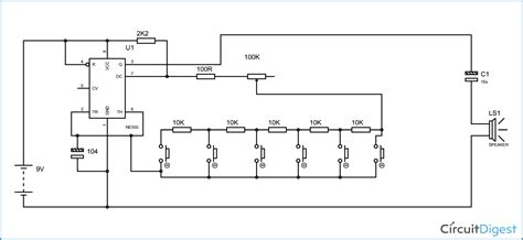 how to make an electronic circuit diagram circuit and