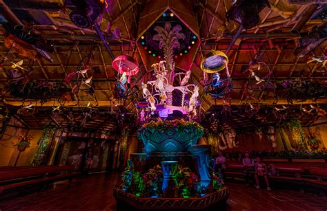 tiki room disney 50 years of walt disney s enchanted tiki room disney tourist