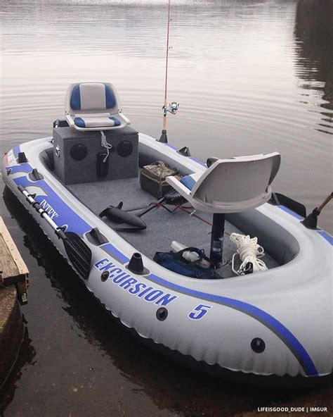 fishing from inflatable pontoon boat 25 best ideas about inflatable boats on pinterest