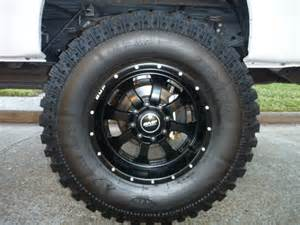Wheels And Tires On My Truck Shop For The Cheapest Truck Rims And Tire Packages