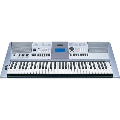 Keyboard Yamaha E413 yamaha psr e413 61 key portable keyboard music123