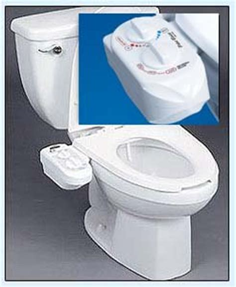 Bedays Toilets Pilot Bidet Pb 150 Warm Water Nonelectronic White Toilet