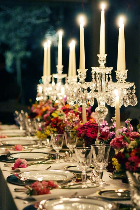 wedding table decoration ideas with candles wedding table decorations with candles