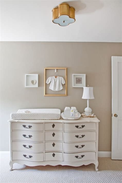 light gray dresser nursery traditional neutrals farrow ball at ronald shaffer