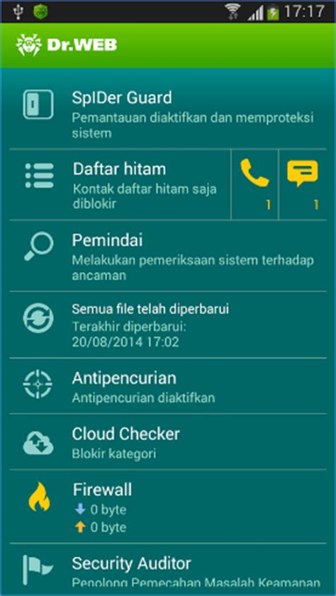 dr web antivirus light apk anti virus dr web light apk free android application