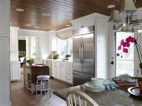 Kitchen Wood Ceiling by Photos Hgtv