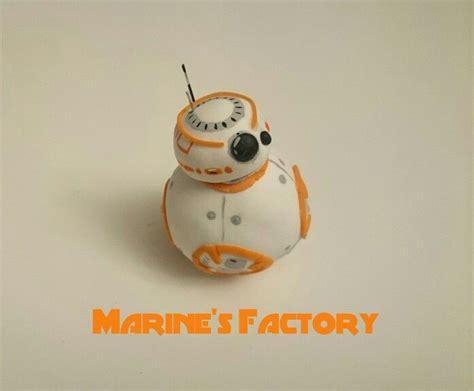 Fimo Meme - bb 8 en fimo star wars 7 the force awakens http