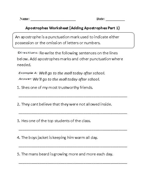 apostrophe worksheets pin apostrophes work sheet has not on