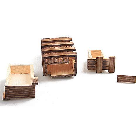 Puzzle Kayu 4 kotak kayu puzzle 3d jakartanotebook