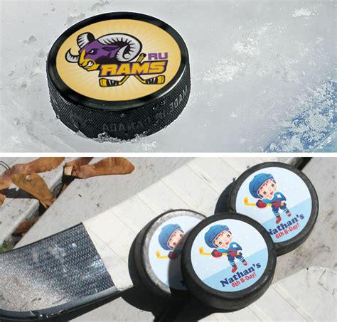 New Hockey Puck Stickers On Stickeryou Stickeryou Hockey Puck Sticker Template