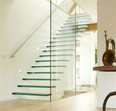 Glazen Wand Prijs by Kosten Trap Plaatsen Cool Kosten Houten Trap With Kosten