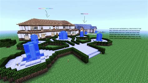 coolest minecraft homes really cool minecraft houses nice cool houses minecraft project
