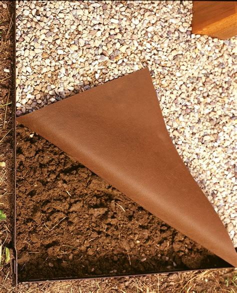 Landscape Fabric For Gravel 25 Best Landscape Fabric Ideas On Outdoor