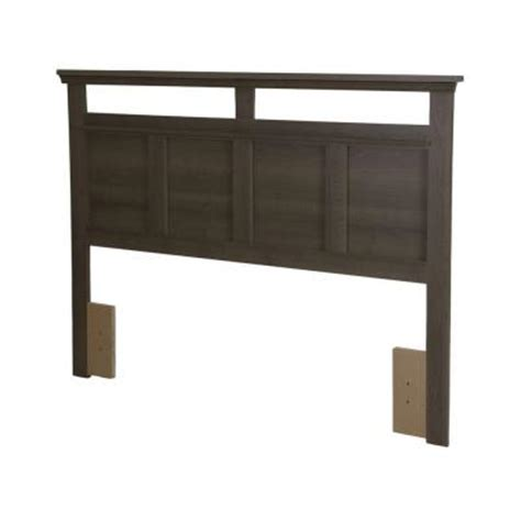 Maple Headboard South Shore Furniture Versa Wood Laminate Headboard
