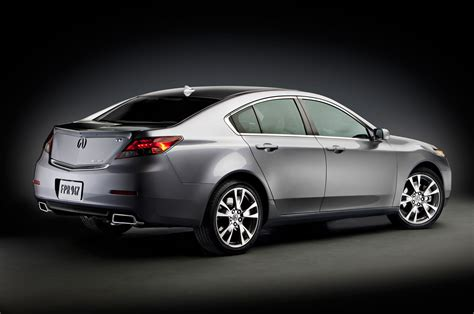 Acura Tl Pictures 2013 Acura Tl Reviews And Rating Motor Trend