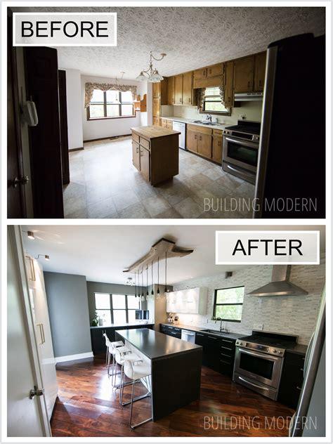 building modern  modern diy renovation blog