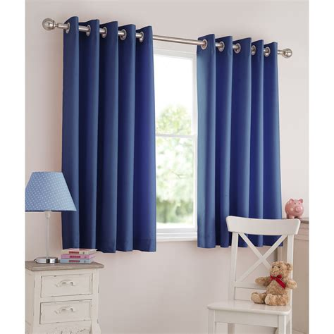 bedroom superb bedroom blackout curtains navy blue and silentnight kids light reducing eyelet curtains curtains
