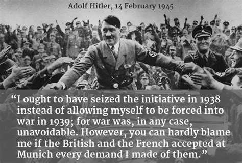 More On Battle Speeches 2 by 20 Key Quotes By Adolf About World War Two Made