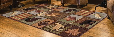 how big is 5 x 8 rug wildlife rugs 5 x 8 big sky nature rug black forest decor