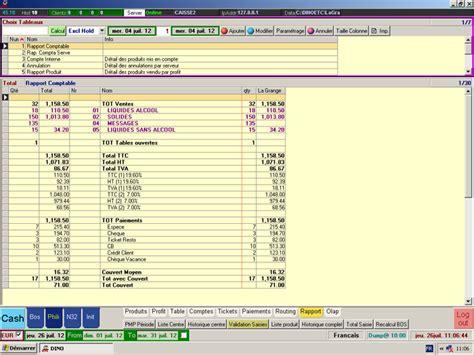 logiciel de bureau logiciel caisse enregistreuse de gestion pour pc dino bureau