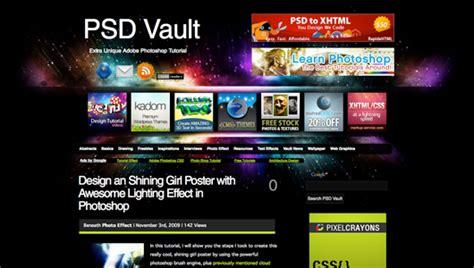 tutorial design expert 7 25 places to become a photoshop expert design reviver