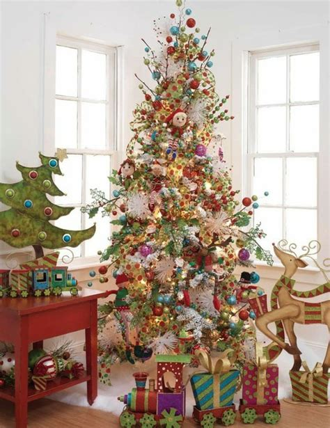 whimsical christmas tree for the home pinterest