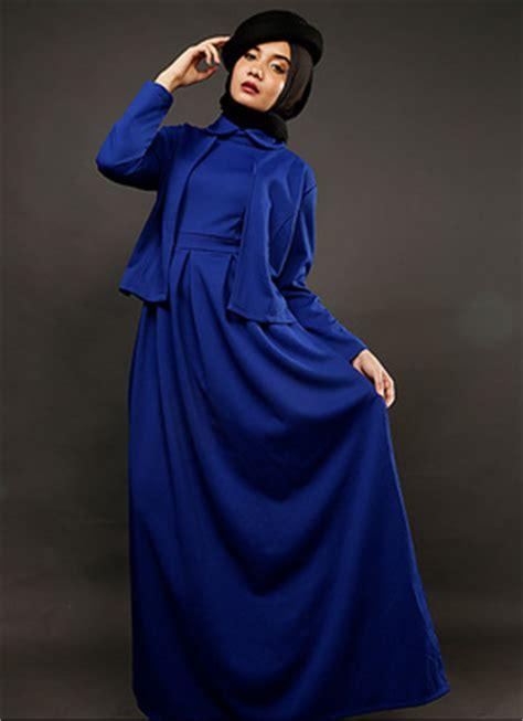 Zaskia Setelan trend gaya idul adha 2014 setelan muslim zaskia sungkar indo fashion