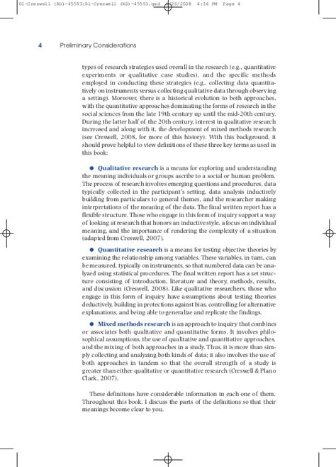 Civil Disobedience Essay by Chapter 1 Research Design Qualitative Quantitative And Mixed Metho
