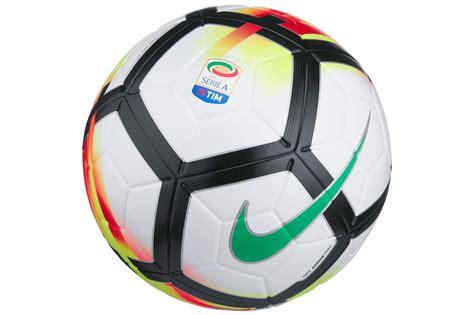 serie a league pallone serie a 2017 2018 nike presenta ordem 5