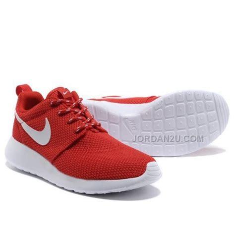 nike roshe run womens shoes breathable summer white