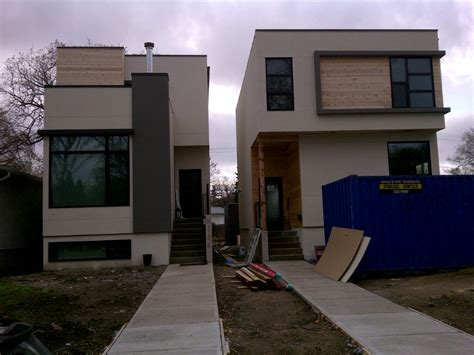 modern traditional modern contemporary narrow lot house