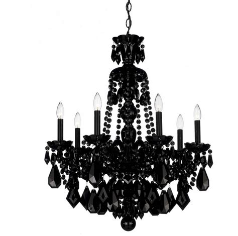 black chandelier lights black chandelier lighting interior design ideas