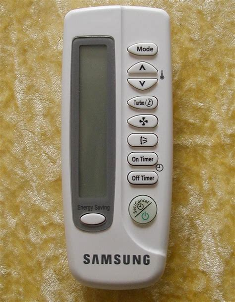 Remote Ac Samsung samsung air conditioner remote arh 440 eta ebay